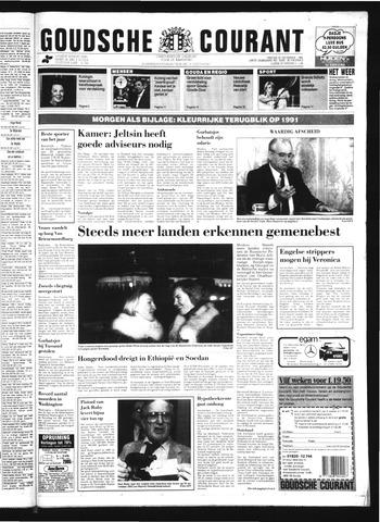 Goudsche Courant 1991-12-27