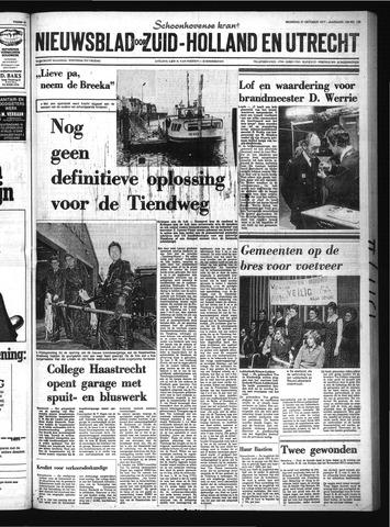 Schoonhovensche Courant 1977-10-31