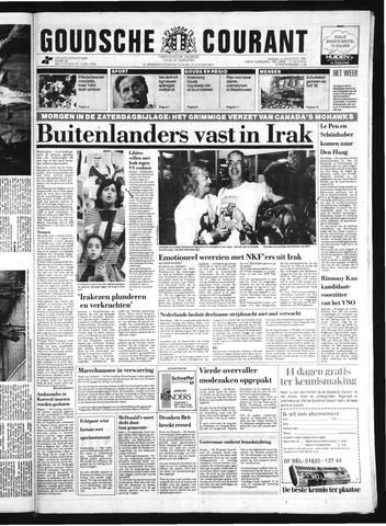 Goudsche Courant 1990-08-10