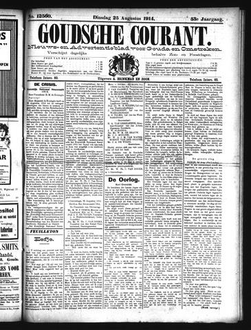 Goudsche Courant 1914-08-25