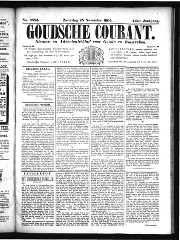 Goudsche Courant 1905-11-25