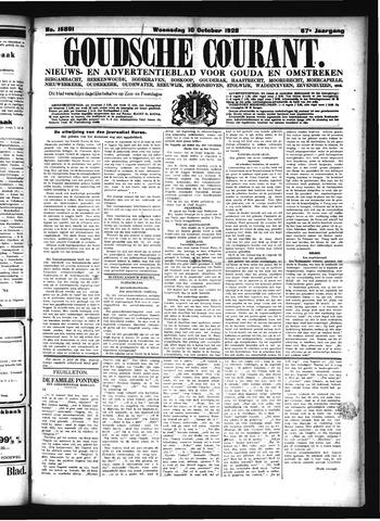Goudsche Courant 1928-10-10