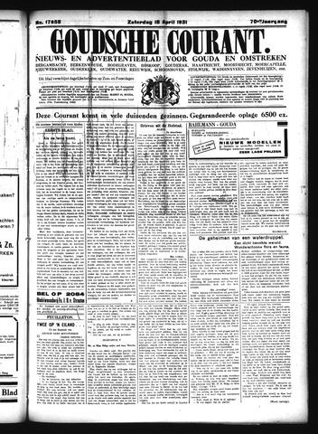 Goudsche Courant 1931-04-18