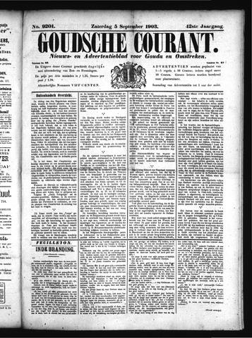 Goudsche Courant 1903-09-05