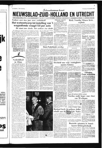 Schoonhovensche Courant 1964-09-30