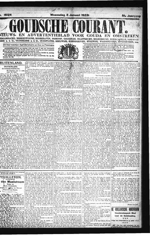 Goudsche Courant 1923-01-03
