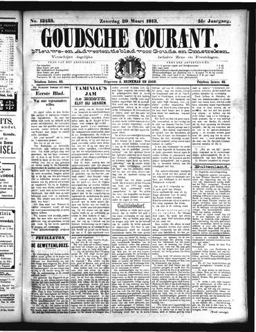 Goudsche Courant 1913-03-29