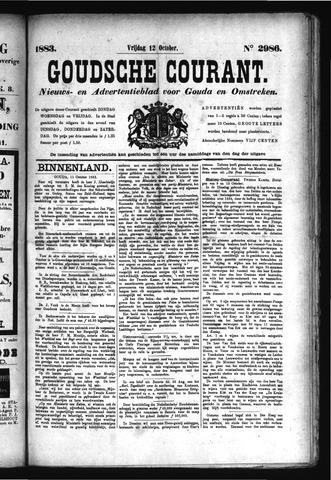 Goudsche Courant 1883-10-12