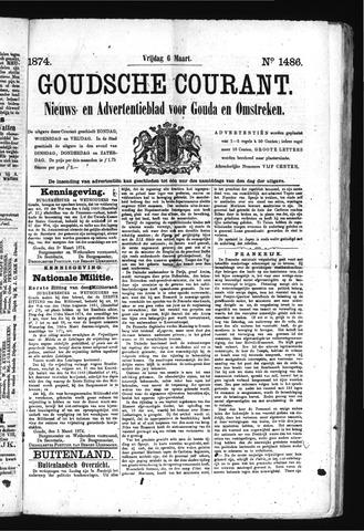 Goudsche Courant 1874-03-06