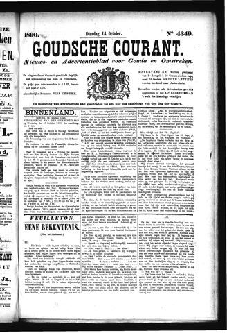 Goudsche Courant 1890-10-14
