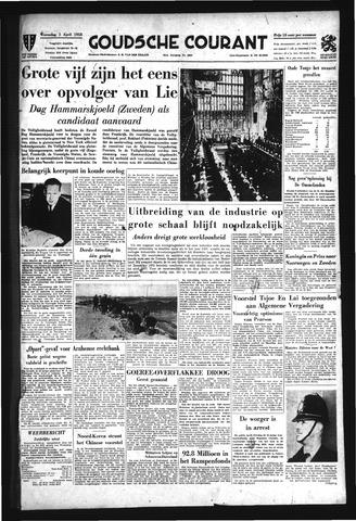 Goudsche Courant 1953-04-01