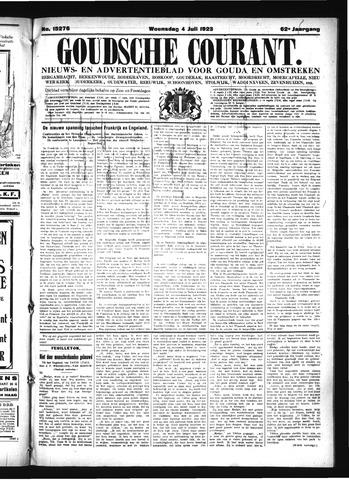 Goudsche Courant 1923-07-04