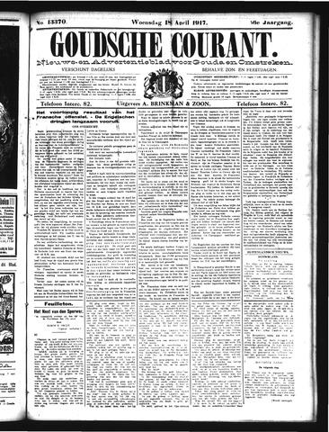 Goudsche Courant 1917-04-18
