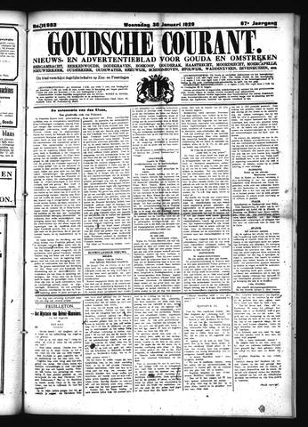 Goudsche Courant 1929-01-30