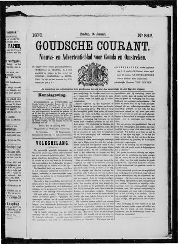 Goudsche Courant 1870-01-16