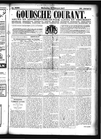 Goudsche Courant 1927-02-16