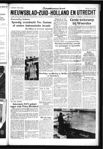 Schoonhovensche Courant 1962-01-08