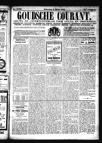 Goudsche Courant 1925-03-14