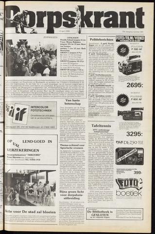 Dorpskrant 1988-04-13