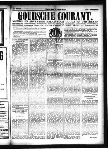 Goudsche Courant 1926-06-19