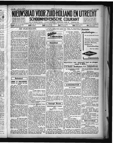Schoonhovensche Courant 1936-05-27