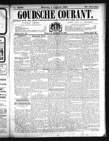 Goudsche Courant 1913-08-04
