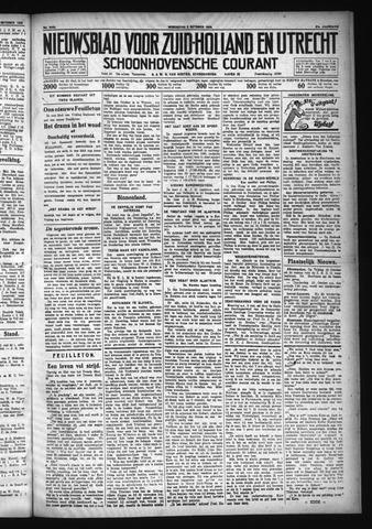 Schoonhovensche Courant 1929-10-09