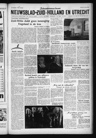 Schoonhovensche Courant 1961-03-17
