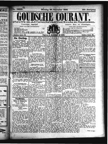Goudsche Courant 1916-11-28