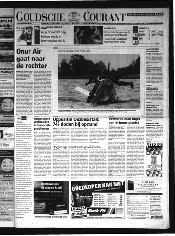 Goudsche Courant 2005-05-17