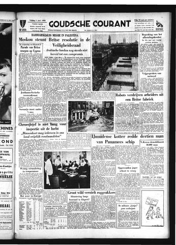 Goudsche Courant 1956-06-01