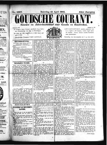 Goudsche Courant 1905-04-15