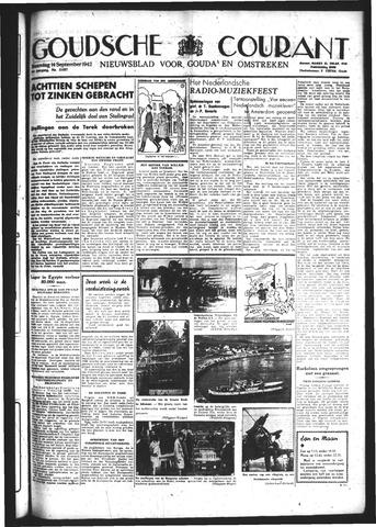 Goudsche Courant 1942-09-14