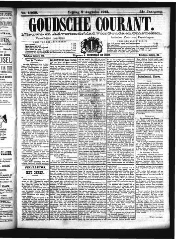 Goudsche Courant 1912-08-09
