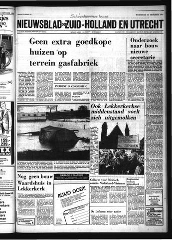 Schoonhovensche Courant 1974-10-30