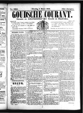 Goudsche Courant 1905-03-07