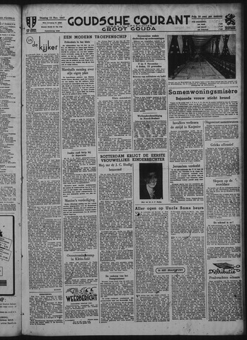 Goudsche Courant 1947-11-11