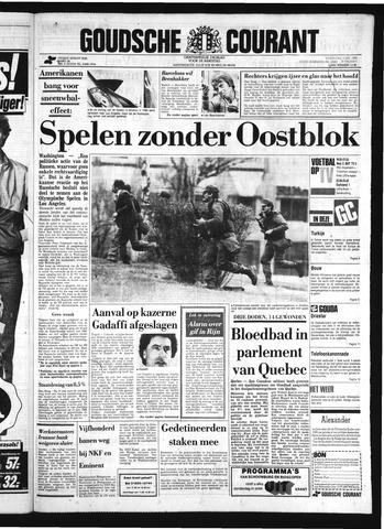 Goudsche Courant 1984-05-09