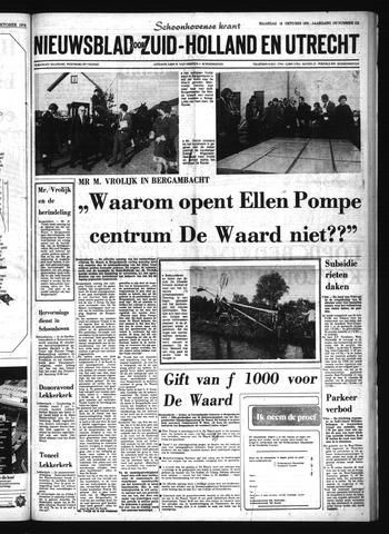 Schoonhovensche Courant 1976-10-18