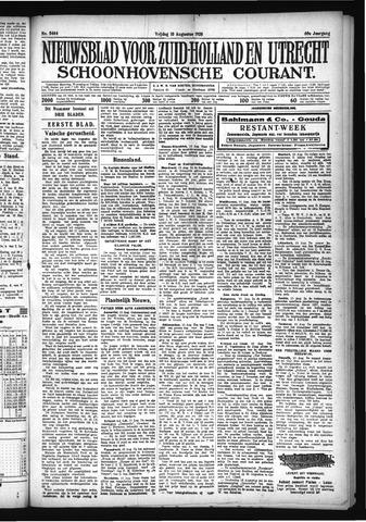 Schoonhovensche Courant 1928-08-10