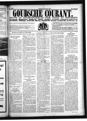 Goudsche Courant 1937-11-09