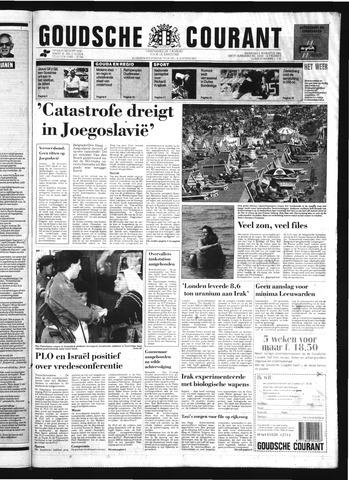 Goudsche Courant 1991-08-05