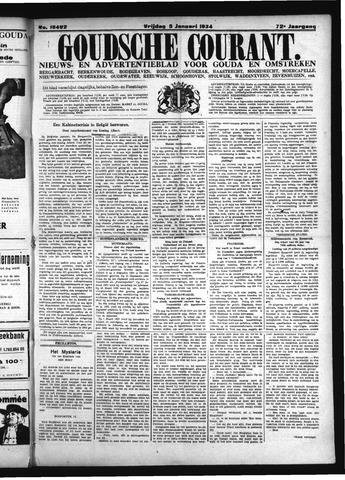 Goudsche Courant 1934-01-05