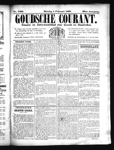 Goudsche Courant 1898-02-01