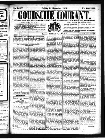 Goudsche Courant 1919-11-21