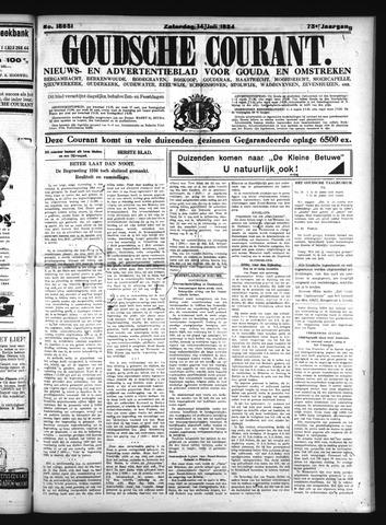 Goudsche Courant 1934-07-14