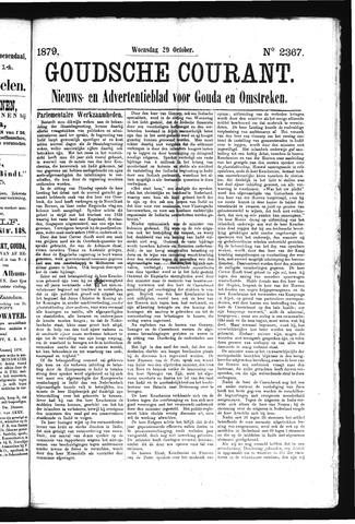Goudsche Courant 1879-10-29
