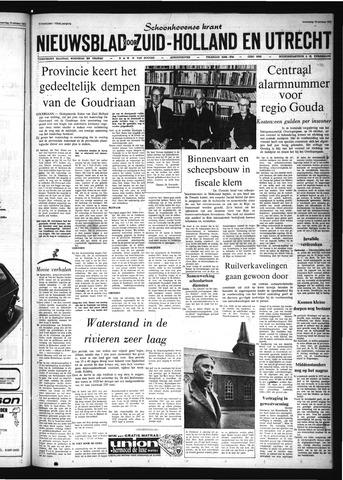 Schoonhovensche Courant 1972-10-18