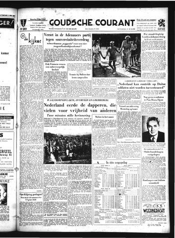 Goudsche Courant 1952-05-05