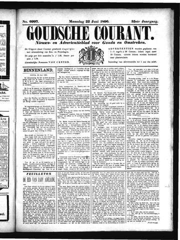 Goudsche Courant 1896-06-22